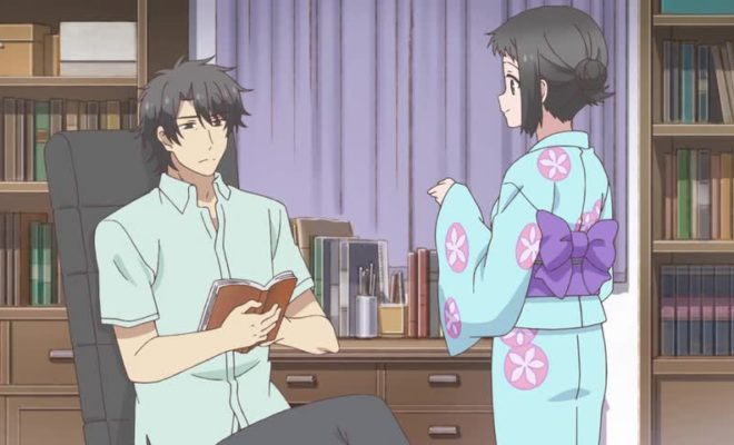 Akkun to Kanojo Ep. 11 is now available in OS.