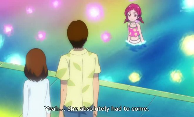 Hug tto! Precure Ep. 24 is now available in OS.