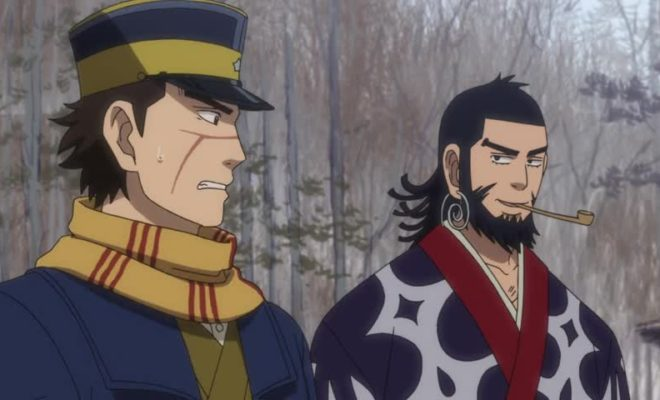 Golden Kamuy Ep. 12 is now available in OS.
