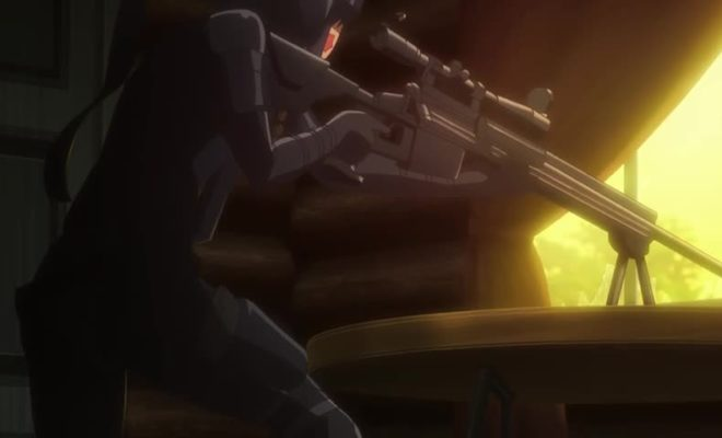 Sword Art Online Alternative: Gun Gale Online Ep. 11 is now available in OS.