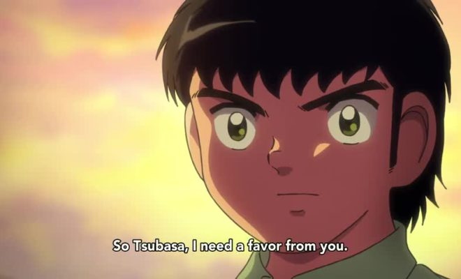 Captain Tsubasa (2018) Ep. 13 is now available in OS.