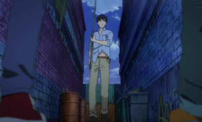 Banana Fish Ep. 2 is now available in OS.