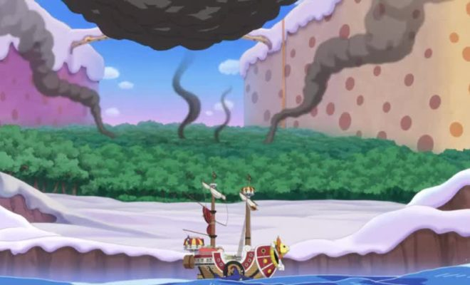 One Piece Ep. 847 is now available in OS.