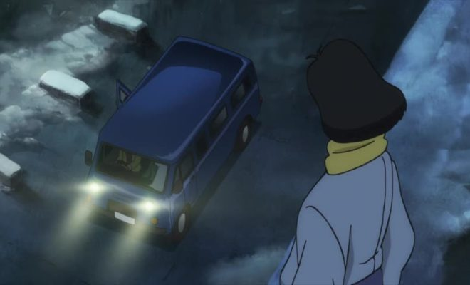 Lupin III: Part V Ep. 20 is now available in OS.