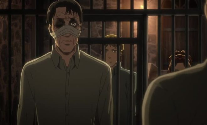 Shingeki no Kyojin Season 3 Ep. 3 is now available in OS.