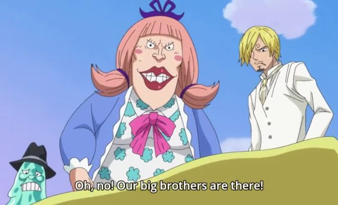 One Piece Ep. 848 is now available in OS.
