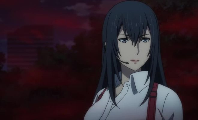 Lord of Vermilion: Guren no Ou Ep. 8 is now available in OS.