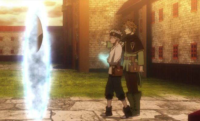 Black Clover (TV) Ep. 54 is now available in OS.