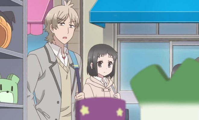 Akkun to Kanojo Ep. 23 is now available in OS.
