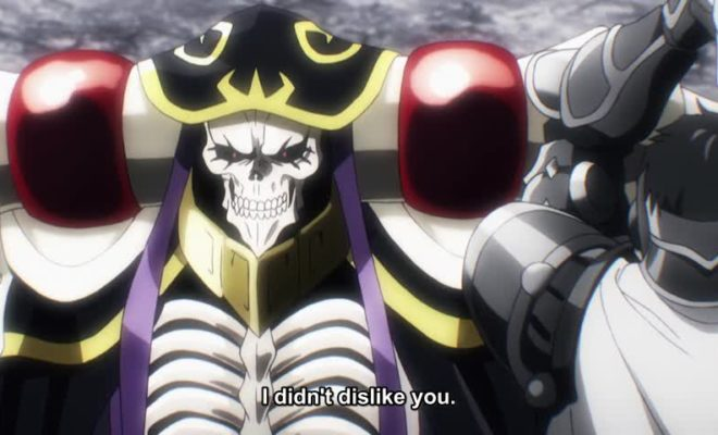Overlord III Ep. 13 is now available in OS.