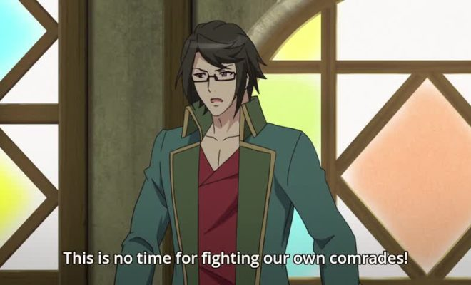 Bakumatsu Ep. 3 is now available in OS.