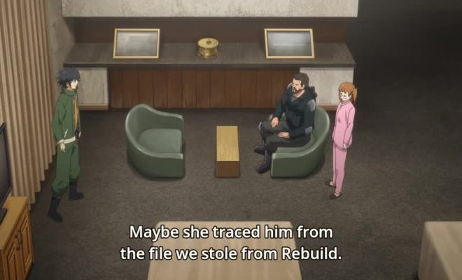 RErideD: Tokigoe no Derrida Ep. 8 is now available in OS.