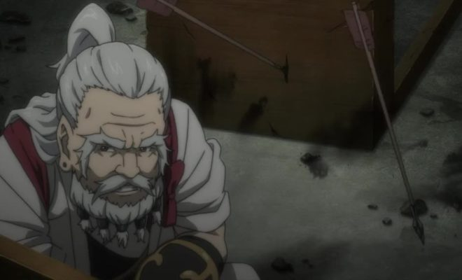 Goblin Slayer Ep. 9 is now available in OS.