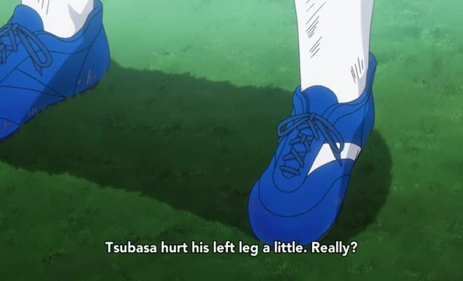 Captain Tsubasa (2018) Ep. 36 is now available in OS.