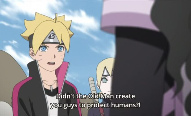Boruto: Naruto Next Generations Ep. 88 is now available in OS.