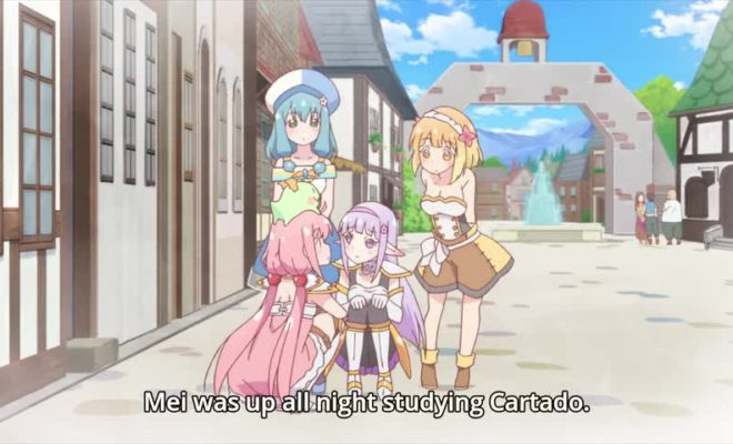 Endro~! Ep. 1 is now available in OS.