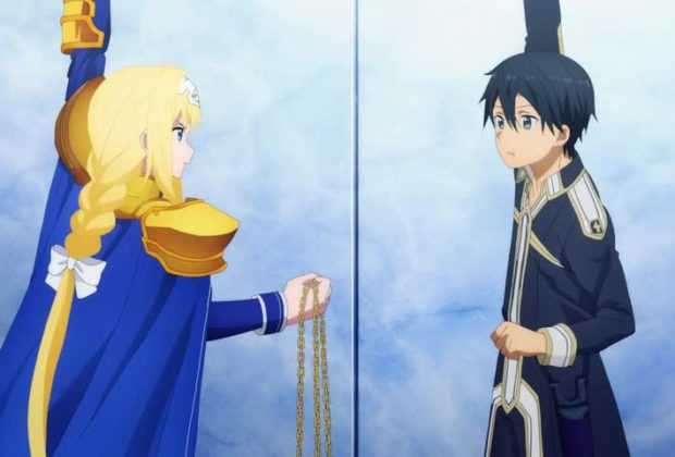 Sword Art Online: Alicization Ep. 17 is now available in OS.