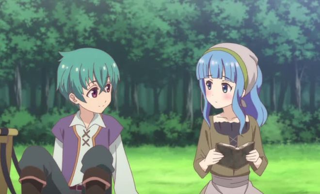 Grimms Notes The Animation Ep. 3 is now available in OS.