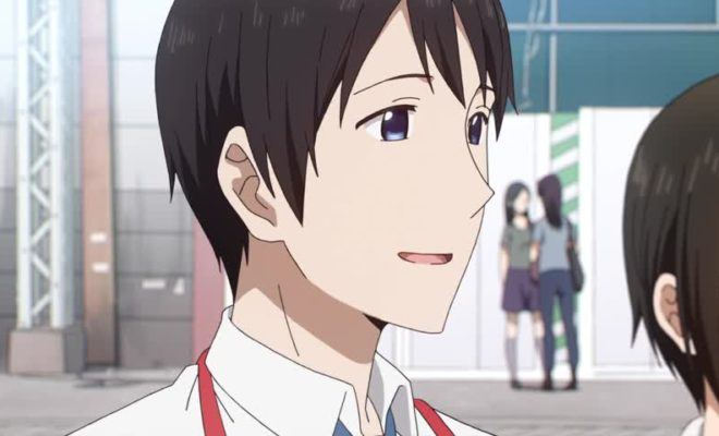 Kaguya-sama wa Kokurasetai: Tensai-tachi no Renai Zunousen Ep. 5 is now available in OS.