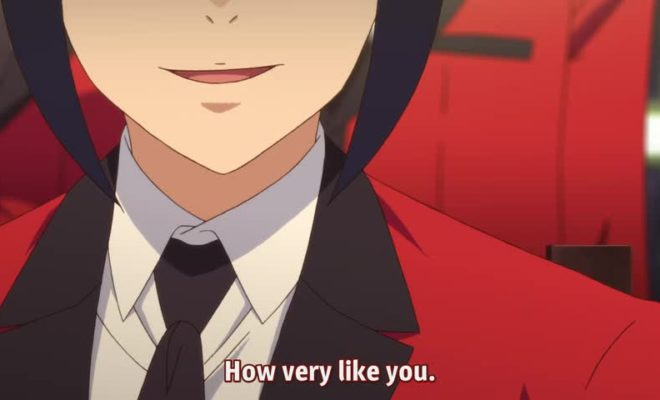 Kakegurui×× Ep. 5 is now available in OS.