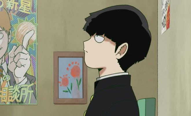 Mob Psycho 100 II Ep. 8 is now available in OS.