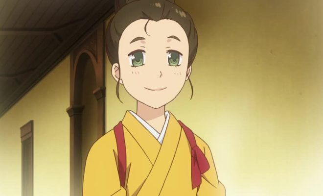 Meiji Tokyo Renka Ep. 9 is now available in OS.