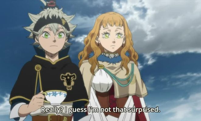 Black Clover (TV) Ep. 76 is now available in OS.
