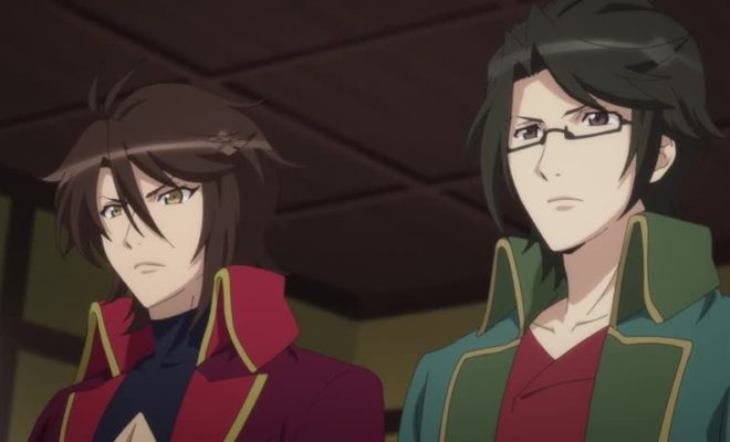 Bakumatsu: Crisis Ep. 1 is now available in OS.