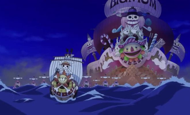 One Piece Ep. 876 is now available in OS.