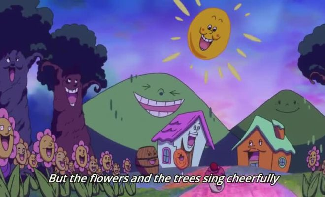 One Piece Ep. 877 is now available in OS.