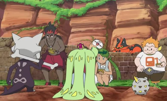 Pokemon Sun & Moon Ep. 108 is now available in OS.