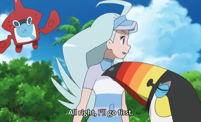Pokemon Sun & Moon Ep. 110 is now available in OS.