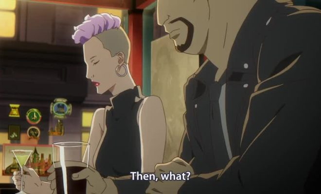 Carole & Tuesday Ep. 4 is now available in OS.