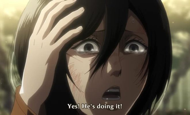 Shingeki no Kyojin Season 3 Part 2 Ep. 6 is now available in OS.