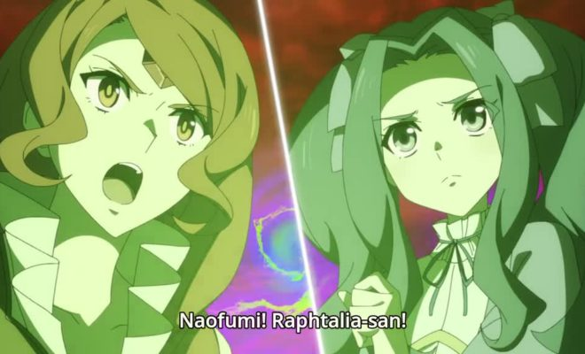Tate no Yuusha no Nariagari Ep. 25 is now available in OS.