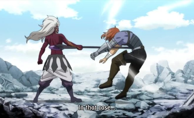 Fairy Tail: Final Series Ep. 41 is now available in OS.