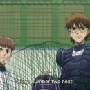 Diamond no Ace: Act II Ep. 13 is now available in OS.