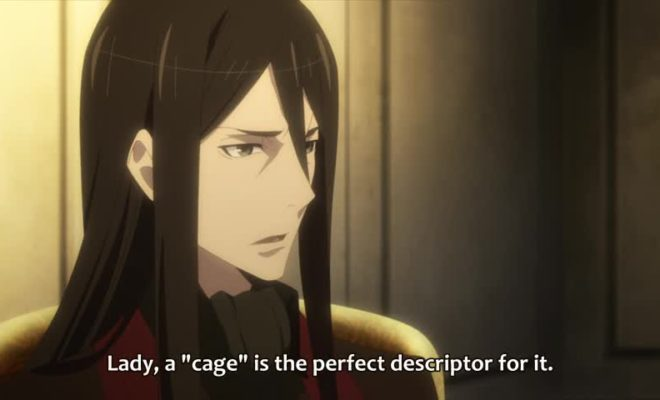 Lord El-Melloi II Sei no Jikenbo: Rail Zeppelin Grace Note Ep. 2 is now available in OS.