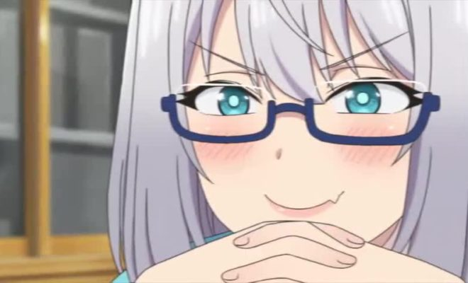 Tejina-senpai Ep. 3 is now available in OS.