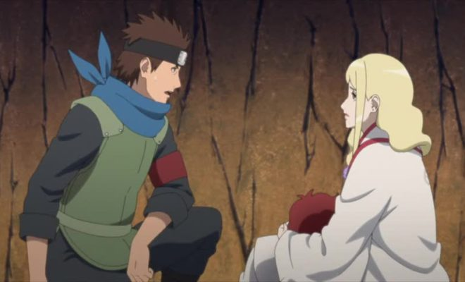 Boruto: Naruto Next Generations Ep. 119 is now available in OS.