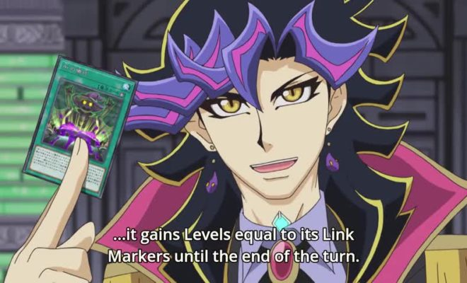 Yu☆Gi☆Oh! VRAINS Ep. 111 is now available in OS.