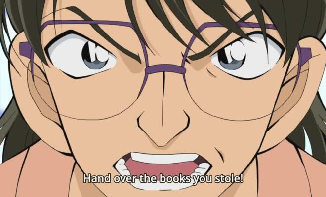 Meitantei Conan Ep. 951 is now available in OS.