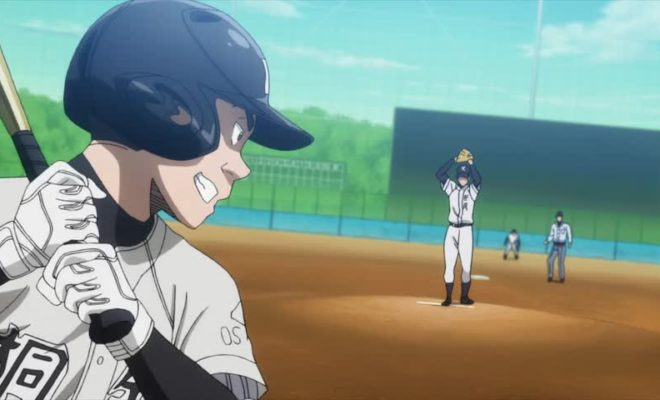 Diamond no Ace: Act II Ep. 23 is now available in OS.