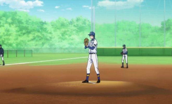 Diamond no Ace: Act II Ep. 33 is now available in OS.