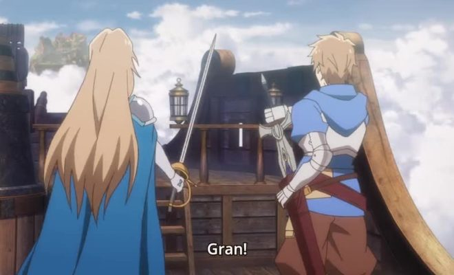 Granblue Fantasy The Animation Season 2 Ep. 5 is now available in OS.