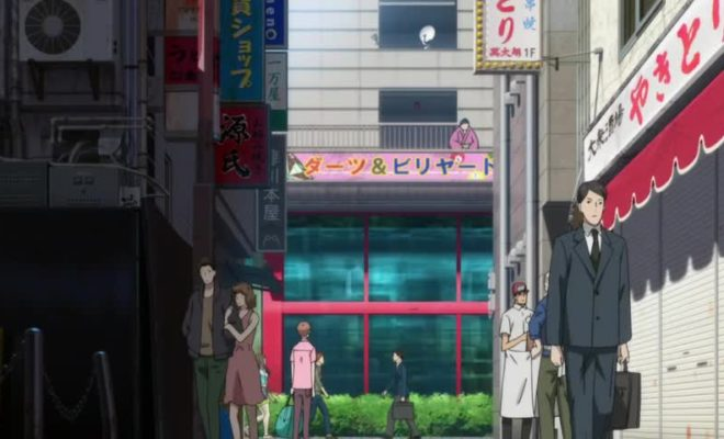 Kabukichou Sherlock Ep. 5 is now available in OS.