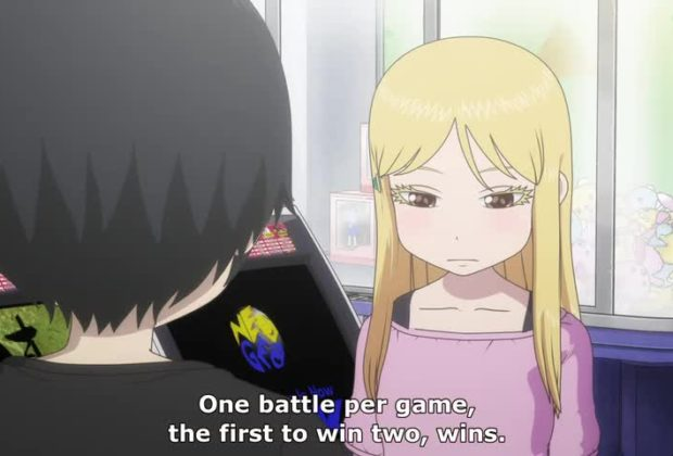 High Score Girl: Extra Stage Ep. 2 is now available in OS.