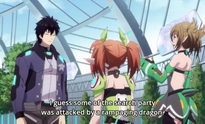 Phantasy Star Online 2: Episode Oracle Ep. 9 is now available in OS.