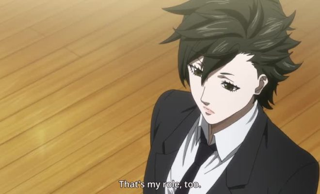 Psycho-Pass 3 Ep. 8 is now available in OS.