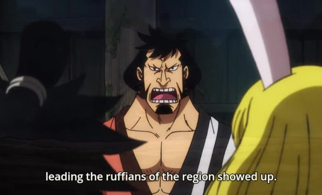 One Piece Ep. 910 is now available in OS.